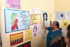 Poster making Programme
